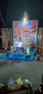 Hadiri Acara Hari Puisi Indonesia (HPI), Aep Baca Puisi Merdeka Beragama