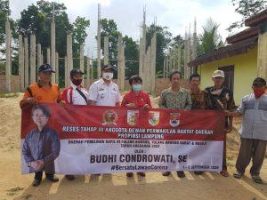 Budhi Condrowati Dicurhati Infrastruktur
