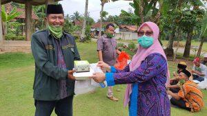 Reses di Lampung, Jauharoh Dicurhati Air Bersih dan Infrastruktur