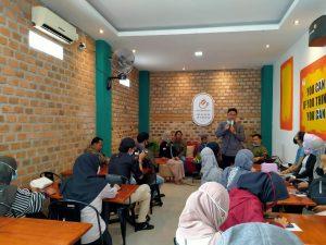 Komunitas Ngajar Bersama PSBS Gelar Pelatihan Mendongeng