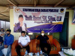 Kunjungan Kerja Ke Dapil, Taufik Basari Terima Aspirasi Petani Jagung