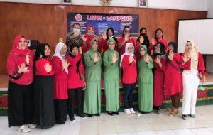 Peringati Hari Ibu, LSPM Lampung Gelar Lomba Baca Puisi dan Kreasi Makanan